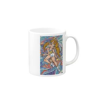 ニョリーズ Mugs
