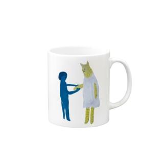 にぎにぎ Mugs