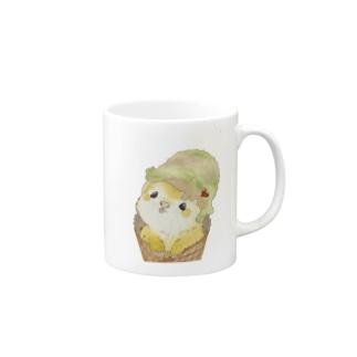 アイスクリームフェレット(シナモンorバタースコッチ) Mug