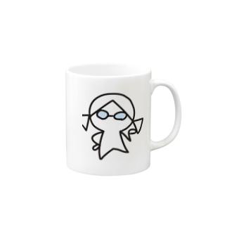 私の分身 Mugs
