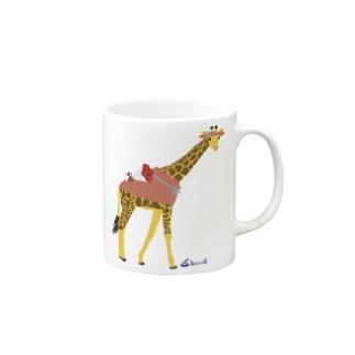 キリンちゃん Mugs