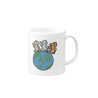 世界パオの日 Mugs