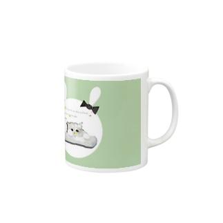kitty time Mugs