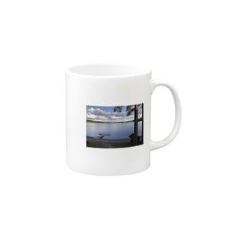 Boom_96の冷涼感 Mugs