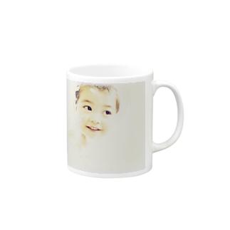 まいどぉーたー個人的パパ用 マグカップ