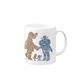 あくしゅをしよう。 Mugs