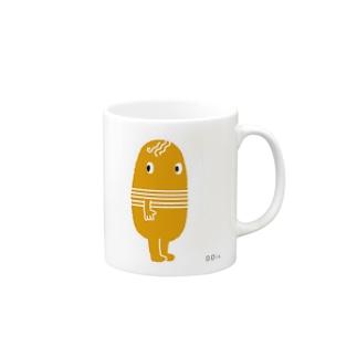 D.Dくんグッズ Mugs
