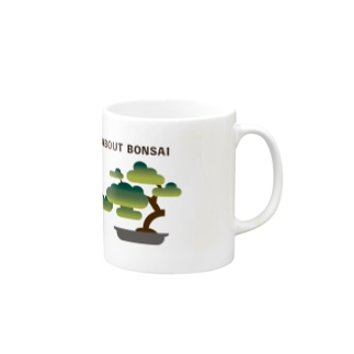 ABOUT BONSAI Mugs