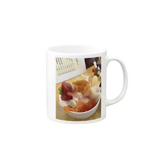 海鮮丼 Mugs