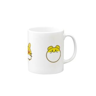 つみきハムショップのつみきハム Mugs