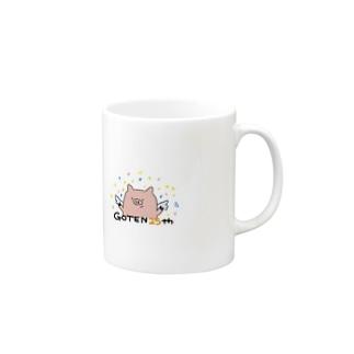 GOTEN25th Mugs
