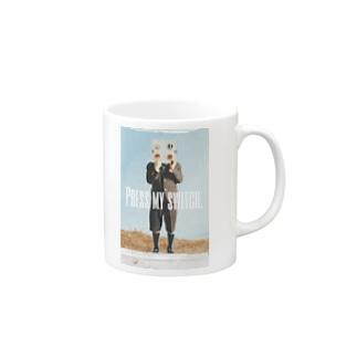 【PRESS MY SWICH】 Mug