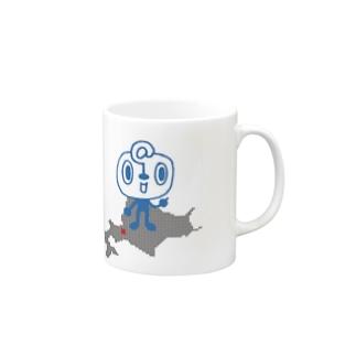道産子くん Mugs