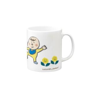 ベビちゃん Mugs