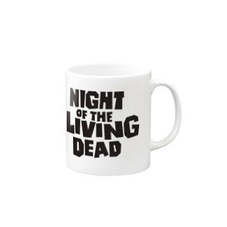 Night of the Living Dead_その3 Mugs