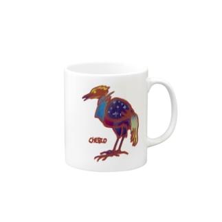 C.B.Bird Mugs