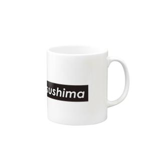 TSUSHIMA SQUARE Mugs