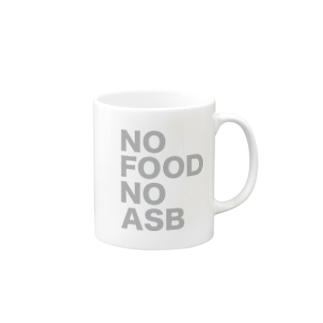 ASB BOXING CLUBのオリジナルアイテム! マグカップ