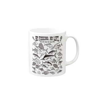 Saltwater fish_3K Mugs