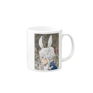 アリスを探して Mugs