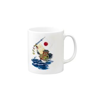 日本🇯🇵 Mugs