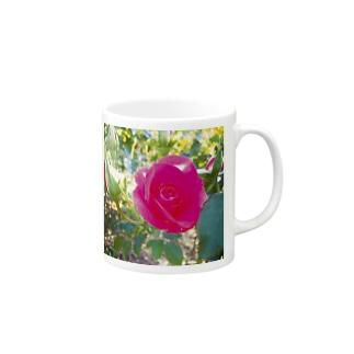 Rose Mugs