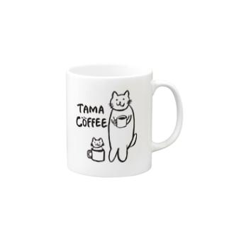 タマコーヒー Mugs