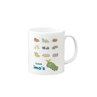 ゆるイモ Mugs