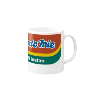 Indo Mie LOVE Mugs