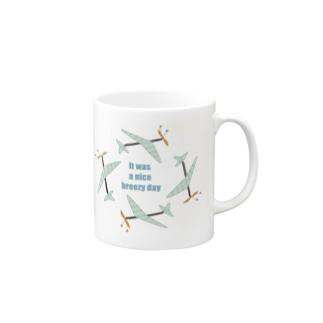 懐かしき想い出 Mug