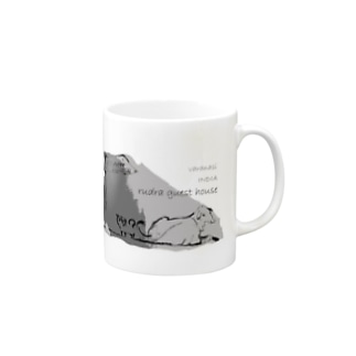 インドバラナシ4689coffee Mugs
