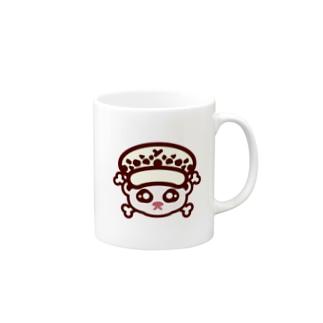 パ紋No.2762 y Mugs