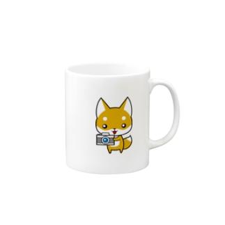 コンちゃん Mugs