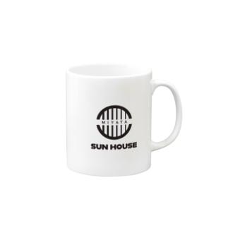 SUN HOUSE MAG Mugs