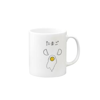 たまご Mugs