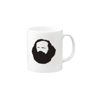 マルクス×マグカップ Mugs