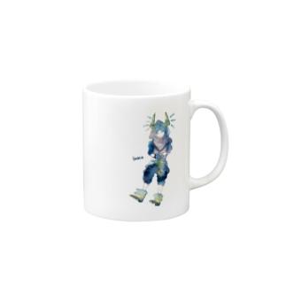 よるのつのっこ Mugs