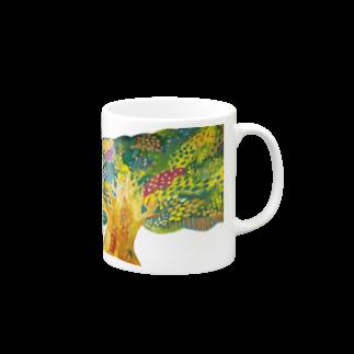 savaの生命宿るりんごの木 Mugs