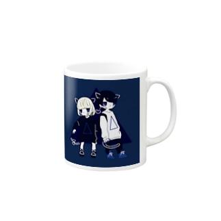 ▲ Mugs