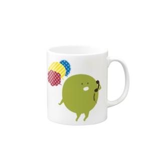 mame でんわする Mugs