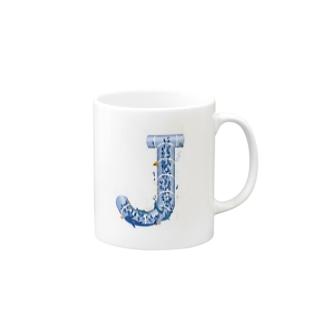 J マグカップ