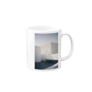 Alone together (White) Mugs