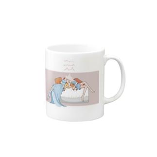 睡眠 Mugs