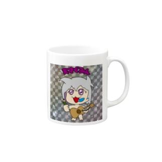 キラキラぐみんマグ Mugs