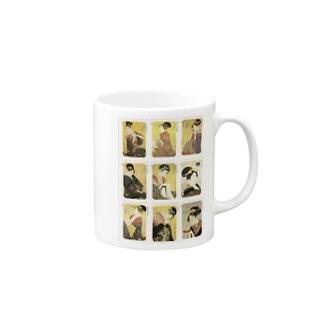 歌麿A Mugs
