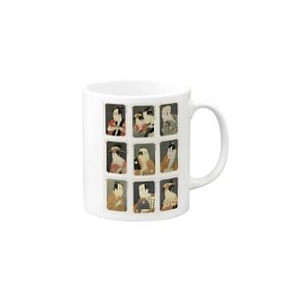 写楽C Mugs