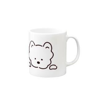 わんこ Mugs