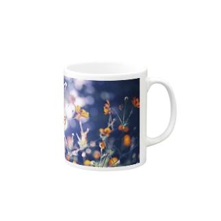 コスモス3 Mug