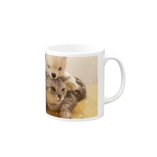 うちのペット Mugs