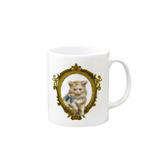 LoveCatシリーズ02 Mugs